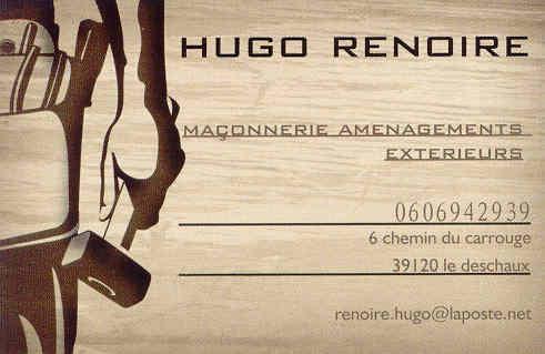 hugo renoire